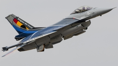 Photo ID 127755 by Alex van Noye. Belgium Air Force General Dynamics F 16AM Fighting Falcon, FA 84