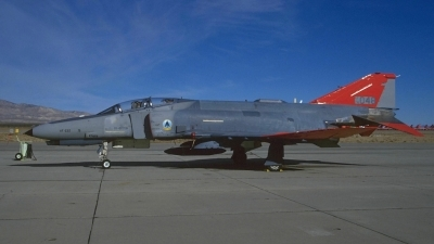 Photo ID 128954 by Peter Boschert. USA Air Force McDonnell Douglas QF 4E Phantom II, 74 1048