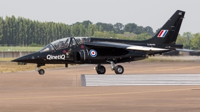 Photo ID 127749 by Alex van Noye. UK QinetiQ Dassault Dornier Alpha Jet A, ZJ646