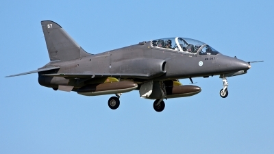 Photo ID 127807 by Robin Coenders / VORTEX-images. Finland Air Force British Aerospace Hawk Mk 51A, HW 357
