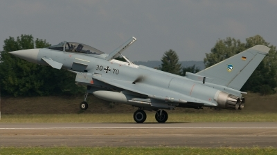 Photo ID 128294 by Alessandro L.. Germany Air Force Eurofighter EF 2000 Typhoon S, 30 70