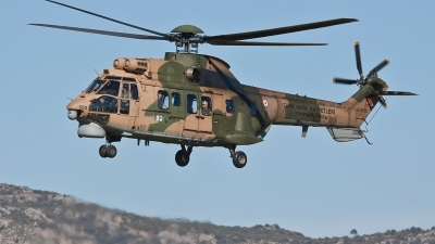 Photo ID 127963 by Zafer BUNA. Turkey Air Force Aerospatiale AS 532AL Cougar, 02 2550