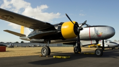 Photo ID 128084 by Alex Jossi. Private Classic Aircraft Aviation Museum Douglas A 26C Invader, N26PJ