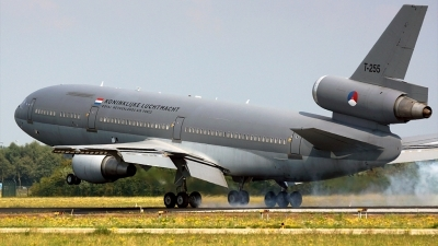 Photo ID 128262 by rob martaré. Netherlands Air Force McDonnell Douglas DC 10 30CF, T 255