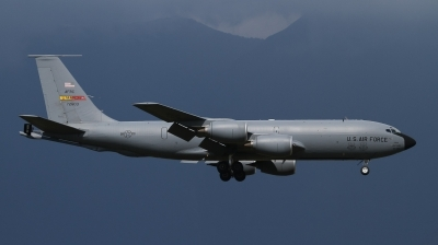 Photo ID 128403 by Giampaolo Tonello. USA Air Force Boeing KC 135R Stratotanker 717 148, 57 2603