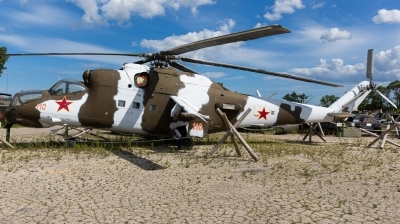 Photo ID 128961 by Andreas Zeitler - Flying-Wings. Russia Air Force Mil Mi 24V,