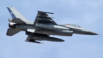 Photo ID 128498 by Antonio Segovia Rentería. Chile Air Force General Dynamics F 16AM Fighting Falcon, 6D 105