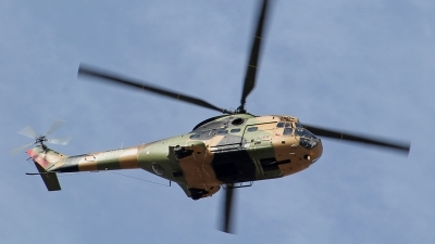 Photo ID 128536 by Antonio Segovia Rentería. Chile Army A rospatiale SA 330L Puma, 1527