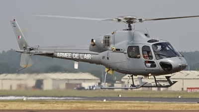 Photo ID 128510 by Niels Roman / VORTEX-images. France Air Force Aerospatiale AS 555AN Fennec, 5398