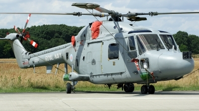 Photo ID 130091 by Arie van Groen. UK Navy Westland WG 13 Lynx HAS3SGM, XZ229
