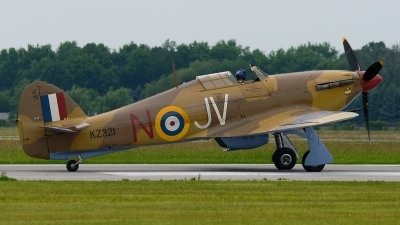 Photo ID 128608 by Rod Dermo. Private Vintage Wings of Canada Hawker Hurricane IV, CF TPM