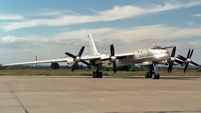 Photo ID 128617 by Sven Zimmermann. Russia Air Force Tupolev Tu 95MS Bear H,