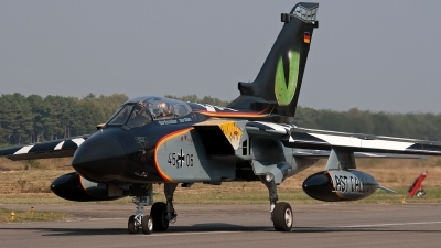 Photo ID 128587 by Jan Eenling. Germany Air Force Panavia Tornado IDS, 45 06