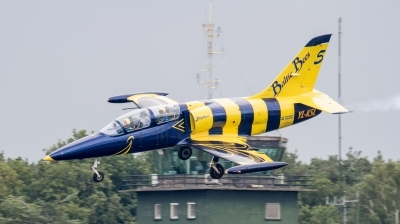 Photo ID 128627 by Johnny Cuppens. Private Baltic Bees display team Aero L 39C Albatros, YL KSL