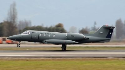 Photo ID 128835 by Antonio Segovia Rentería. Chile Air Force Learjet 35A, 35 066