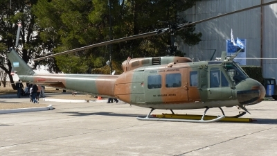 Photo ID 130204 by Fabian Pesikonis. Argentina Air Force Bell UH 1H Iroquois 205, H 10
