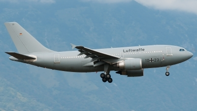 Photo ID 128850 by Marco Papa. Germany Air Force Airbus A310 304, 10 23