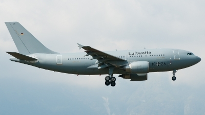 Photo ID 128851 by Marco Papa. Germany Air Force Airbus A310 304 MRTT, 10 26
