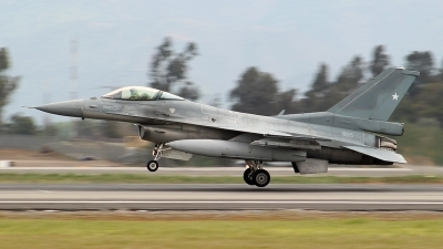 Photo ID 128889 by Antonio Segovia Rentería. Chile Air Force General Dynamics F 16C Fighting Falcon, 855