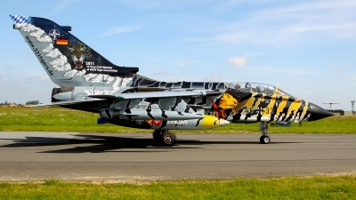 Photo ID 128932 by Chris Batty. Germany Air Force Panavia Tornado ECR, 46 33