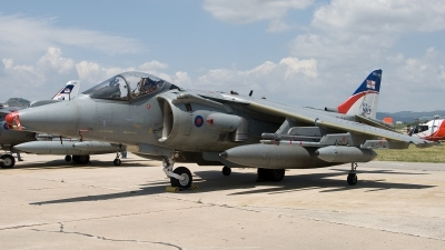 Photo ID 129074 by Alessandro L.. UK Navy British Aerospace Harrier GR 9, ZD406