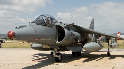 Photo ID 129142 by Alessandro L.. UK Navy British Aerospace Harrier GR 9, ZG502