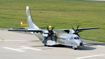 Photo ID 129263 by Milos Ruza. Czech Republic Air Force CASA C 295M, 0452