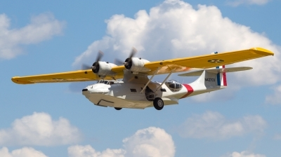 Photo ID 129278 by Andreas Zeitler - Flying-Wings. Private Private Consolidated PBY A 10 Catalina Canso 28, N427CV