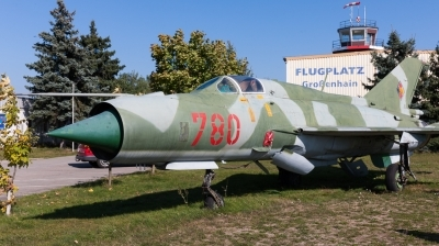 Photo ID 129508 by Andreas Zeitler - Flying-Wings. Czechoslovakia Air Force Mikoyan Gurevich MiG 21SPS, 780