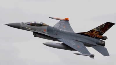 Photo ID 130740 by Lien Lamberts. Belgium Air Force General Dynamics F 16AM Fighting Falcon, FA 106