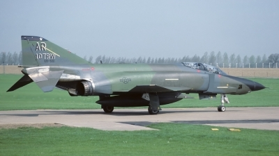 Photo ID 129586 by Peter Boschert. USA Air Force McDonnell Douglas RF 4C Phantom II, 68 0561
