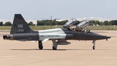 Photo ID 129619 by Melchior Timmers. USA Air Force Northrop T 38C Talon, 67 14949
