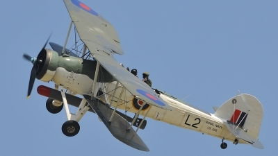 Photo ID 129680 by frank van de waardenburg. UK Navy Fairey Swordfish II, LS326
