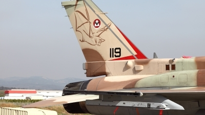 Photo ID 129721 by Carl Brent. Israel Air Force Lockheed Martin F 16I Sufa Fighting Falcon, 119