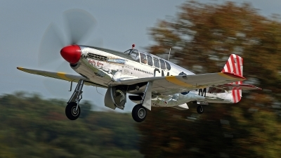 Photo ID 129694 by David F. Brown. Private Collings Foundation North American P 51C Mustang, NL251MX