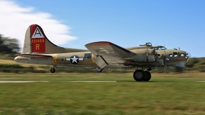 Photo ID 129695 by David F. Brown. Private Collings Foundation Boeing B 17G Flying Fortress 299P, NL93012