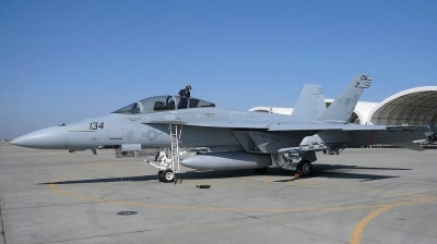 Photo ID 129888 by Peter Boschert. USA Navy Boeing F A 18F Super Hornet, 166675