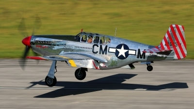 Photo ID 129922 by David F. Brown. Private Collings Foundation North American P 51C Mustang, NL251MX