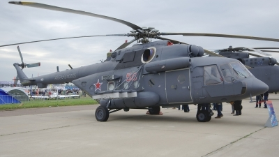 Photo ID 130570 by Günther Feniuk. Russia Air Force Mil Mi 8AMTSh,