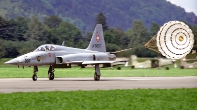 Photo ID 133461 by Sven Zimmermann. Switzerland Air Force Northrop F 5E Tiger II, J 3007