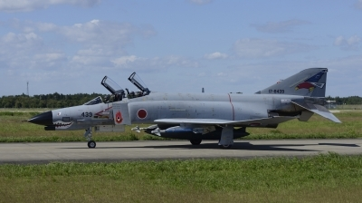 Photo ID 130045 by Takeshi Kikuzaki. Japan Air Force McDonnell Douglas F 4EJ KAI Phantom II, 17 8439
