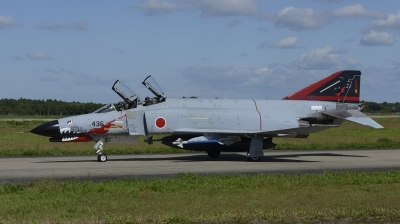 Photo ID 130044 by Takeshi Kikuzaki. Japan Air Force McDonnell Douglas F 4EJ Phantom II, 07 8436