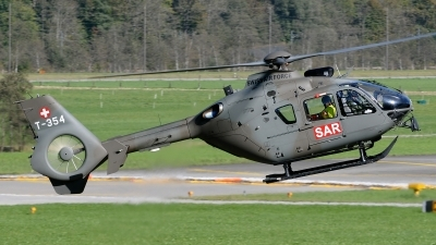 Photo ID 130029 by Martin Thoeni - Powerplanes. Switzerland Air Force Eurocopter EC 635P2, T 354