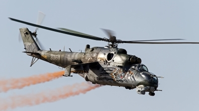 Photo ID 130077 by Niels Roman / VORTEX-images. Czech Republic Air Force Mil Mi 35, 3361