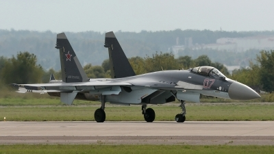 Photo ID 130300 by Martin Thoeni - Powerplanes. Russia Air Force Sukhoi Su 35S,