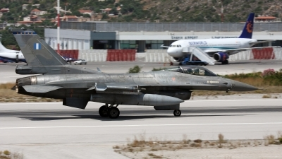 Photo ID 130414 by Kostas D. Pantios. Greece Air Force General Dynamics F 16C Fighting Falcon, 509