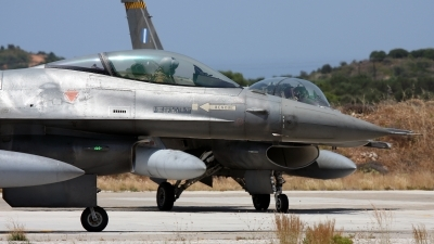 Photo ID 130416 by Kostas D. Pantios. Greece Air Force General Dynamics F 16C Fighting Falcon, 533