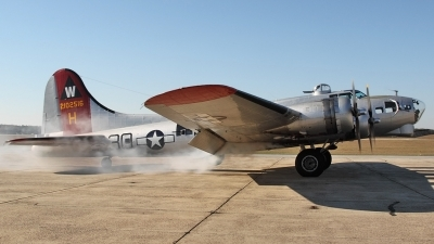Photo ID 130437 by Joe Osciak. Private Experimental Aircraft Association Boeing B 17G Flying Fortress 299P, N5017N