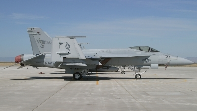 Photo ID 130439 by David F. Brown. USA Navy Boeing F A 18E Super Hornet, 165897