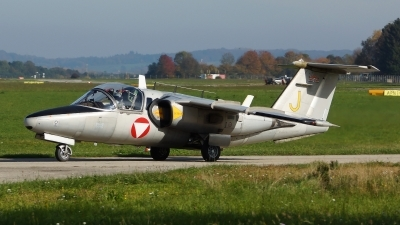 Photo ID 130445 by Lukas Kinneswenger. Austria Air Force Saab 105Oe, 1110